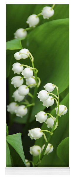 Lily-of-the-valley  Yoga Mat