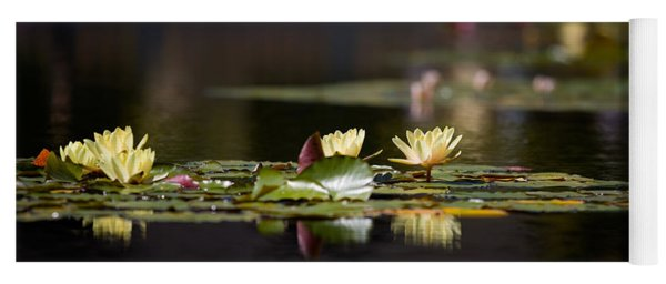 Lily Pond Yoga Mat