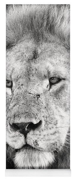 Lion King Yoga Mat