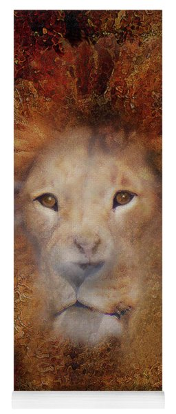 Lion Lamb Face Yoga Mat