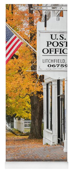 Litchfield Connecticut Yoga Mat