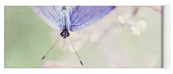 Little Blue Yoga Mat