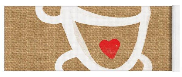 Little Cup Of Love Yoga Mat