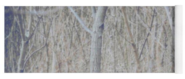 Little Fox In The Woods 2 Yoga Mat