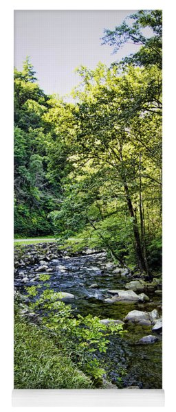 Little River Road Yoga Mat