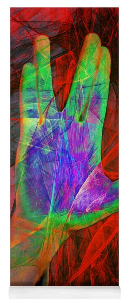 Live Long And Prosper 20150302v2 Yoga Mat