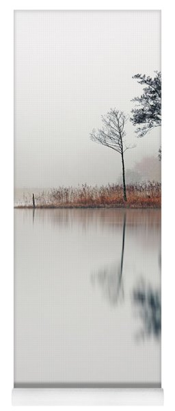 Loch Ard Reflections Yoga Mat