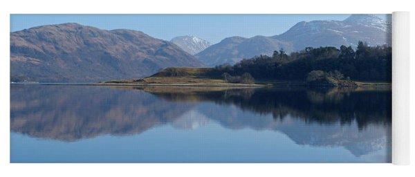 Loch Etive - Scotland Yoga Mat