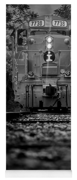 Locomotive 7738 Yoga Mat