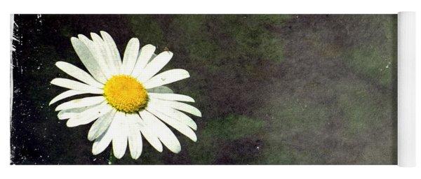 Lonesome Daisy Yoga Mat
