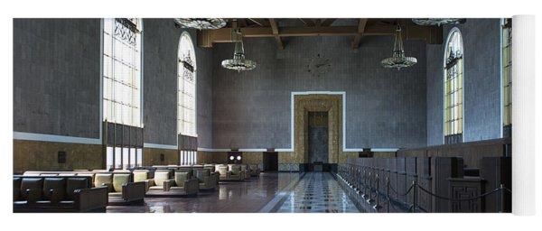 Los Angeles Union Station - Custom Yoga Mat