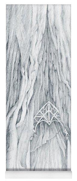 Lothlorien Mallorn Tree Yoga Mat