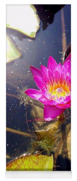 Lotus Day Yoga Mat