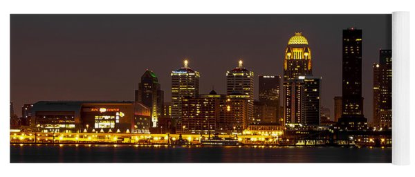 Louisville Skyline Yoga Mat