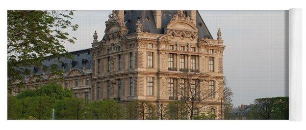Louvre Museum Yoga Mat