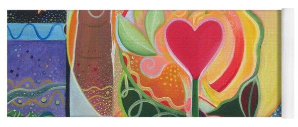 Love Is Love Yoga Mat