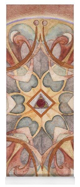 Love Mandala Yoga Mat