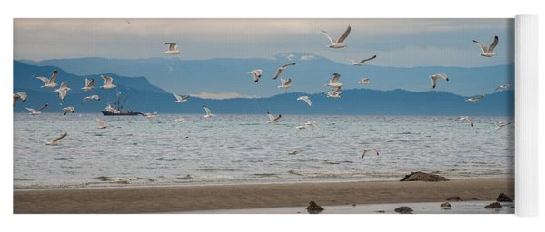 Herring Season  Yoga Mat