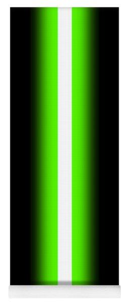 Luke's Lightsaber II Yoga Mat