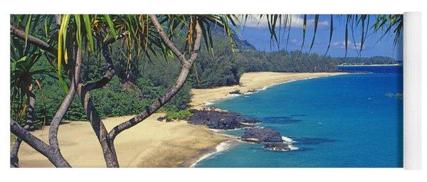 Lumahai Beach Yoga Mat