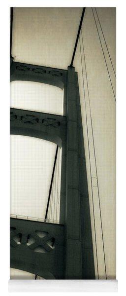 Mackinac Bridge 2.0 Yoga Mat