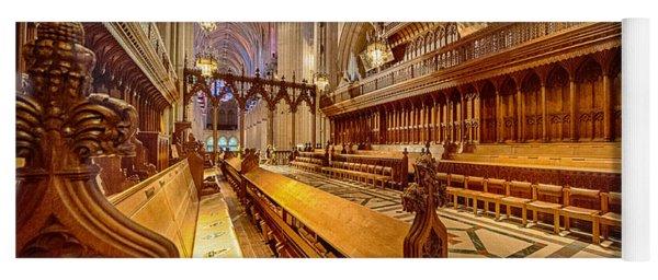 Magnificent Cathedral I Yoga Mat