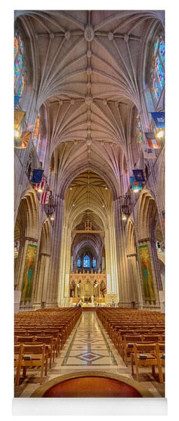Magnificent Cathedral V Yoga Mat