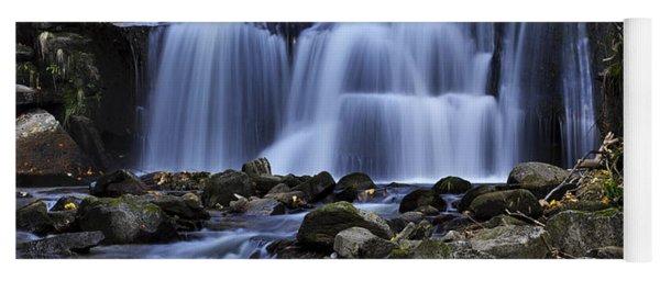 Magnificent Waterfall Yoga Mat