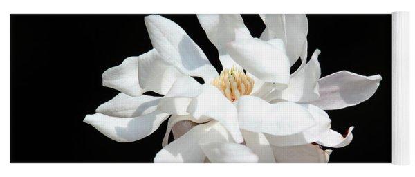 Magnolia Blossom Yoga Mat