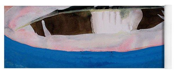 Magpie Original Painting Yoga Mat
