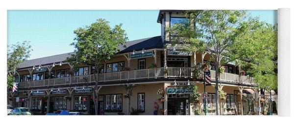 Main Street Americana Pleasanton California 5d23987 Yoga Mat