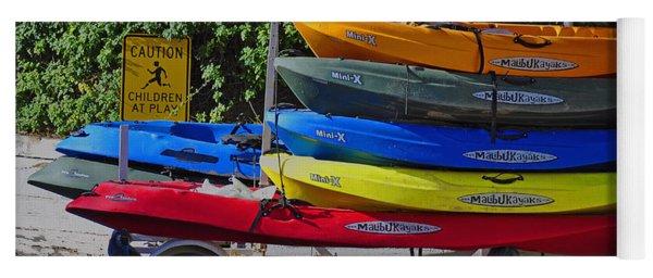 Malibu Kayaks Yoga Mat