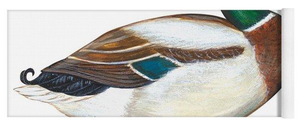 Mallard Duck Yoga Mat
