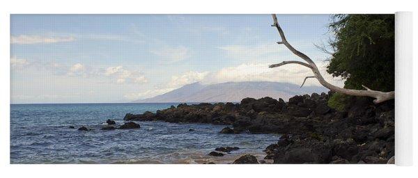 Maluaka Beach Maui Hawaii Yoga Mat