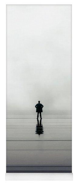 Man Alone Yoga Mat
