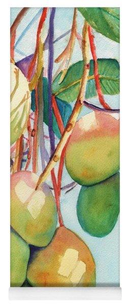 Mangoes Yoga Mat