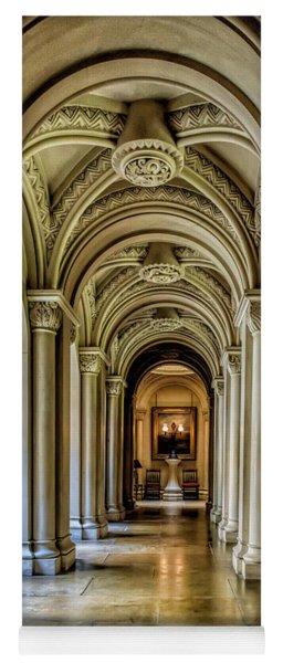 Mansion Hallway Yoga Mat