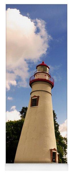 Marblehead Lighthouse Yoga Mat