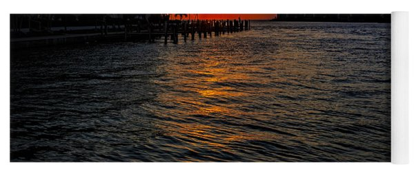 Marco Island Sunset 43 Yoga Mat