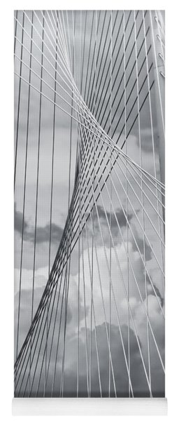 Margaret Hunt Hill Bridge Yoga Mat