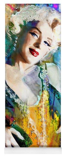 Marilyn Monroe 126 E Yoga Mat