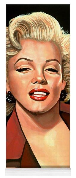 Marilyn Monroe 4 Yoga Mat