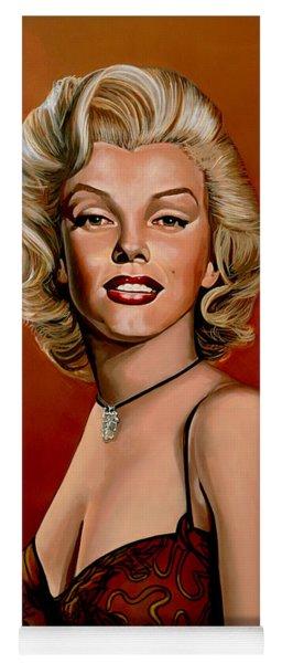 Marilyn Monroe 6 Yoga Mat