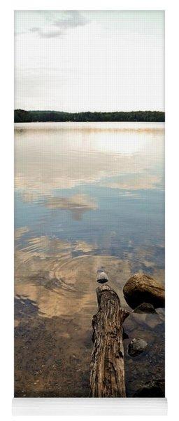 Marion Lake Reflections Yoga Mat