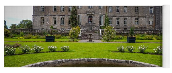 Markree Castle In Ireland's County Sligo Yoga Mat