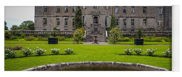 Markree Castle In Ireland's County Sligo Yoga Mat