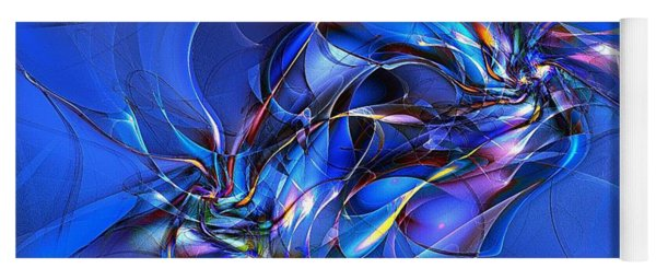 Abstraction 223 Marucii Yoga Mat