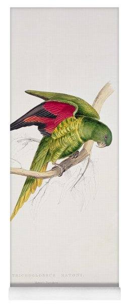 Matons Parakeet Yoga Mat