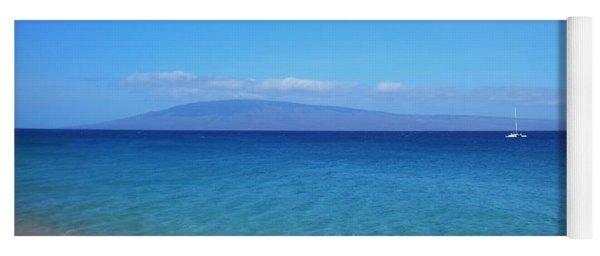 Maui Beach Yoga Mat