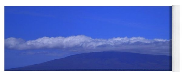 Maui Island View Yoga Mat